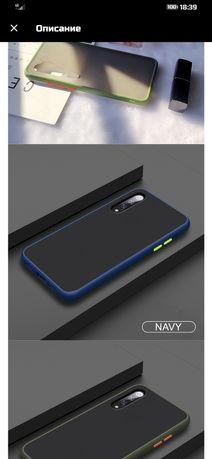 Чехол Honor 9x, Huawei Y9 prime, p smart z