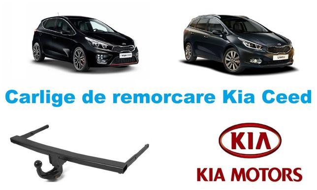Carlige de remorcare omologate RAR Kia Ceed - 5 ani garantie