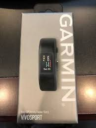 Ceas fitness GARMIN Vivosport small/medium NOU Bucuresti - imagine 1