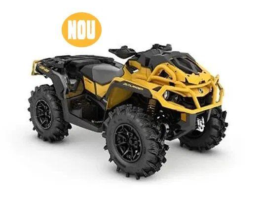 ATV Can-Am Outlander X mr Visco-4Lok 1000R '21