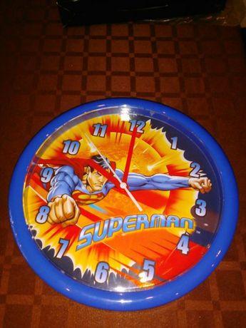 Часовник за детска стая Superman