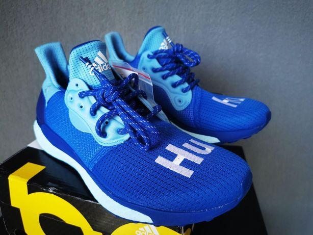 Adidas Solar Hu / Blue 41 *DS (Pharrell Williams, NMD, Boost)