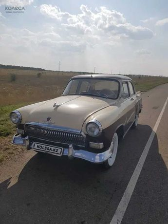 ГАЗ 21 (Волга) 1960 года