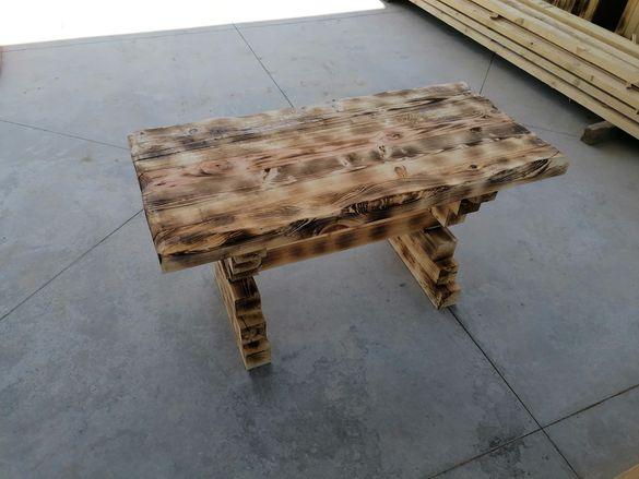 Изработване на дървени маси и други мебели по поръчка
