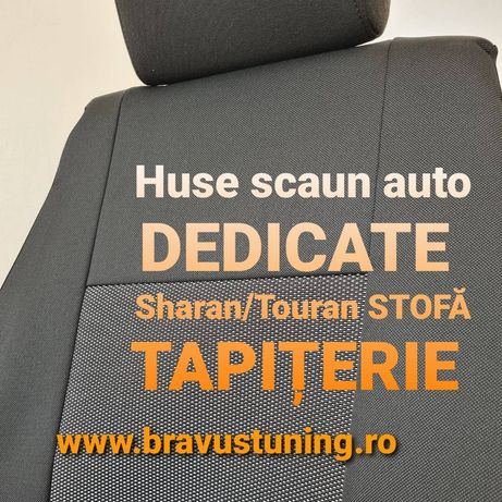 Huse scaun auto DEDICATE Touran/Sharan 5 / locuri