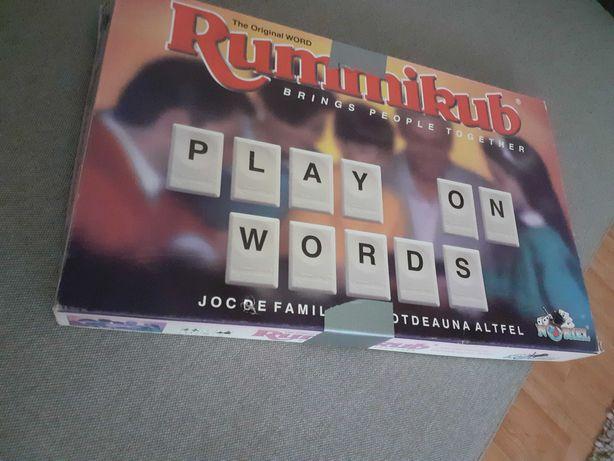 Joc Rummikub words Noriel (remmy cuvinte)