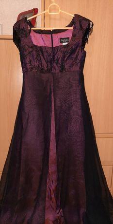 Вечернее платье классика