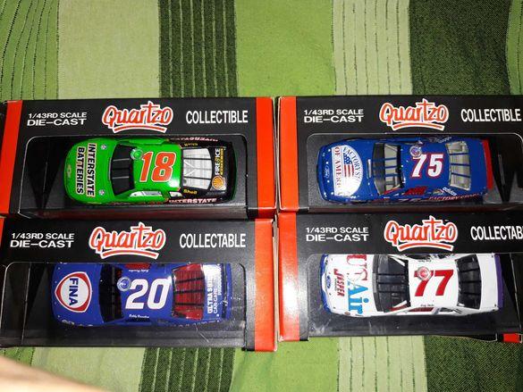 във мащаб  1.43  Ретро колекцинерски колички NASCAR