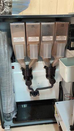Кофеаппарат для быстрого приготовления и продажи  кофе