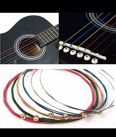 Красочные Струны для гитары