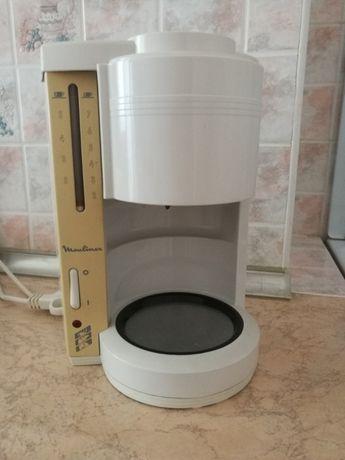 Кофеварка без стакана