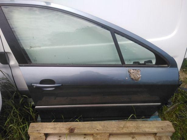 Portiere dreapta față și Spate dr și stg Peugeot 407