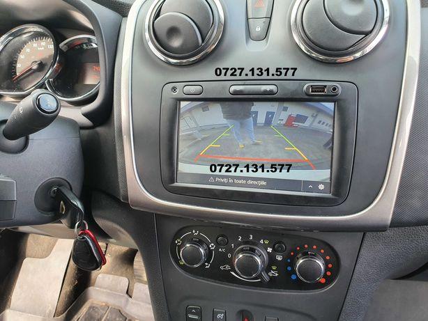 Dacia Oferta Camera Auto cu Montaj Media Nav Logan Duster Sandero