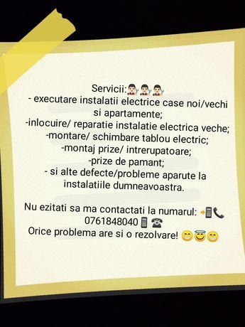 Electrician non stop