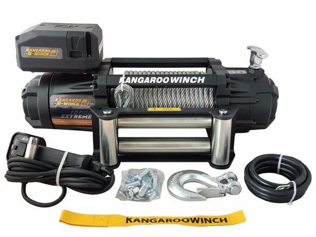 Troliu PowerWinch/KangarooWinch PW 12000 EXTREME HD - 2019