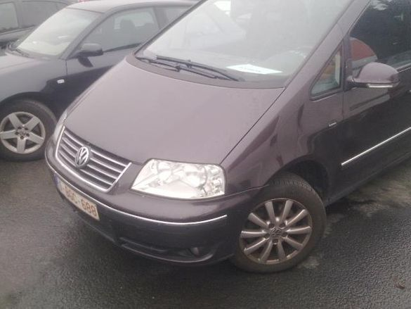 VW Sharan 2007 на части