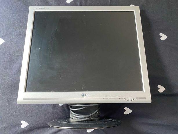 Monitor pc calculator vga lg L1917s de 19''