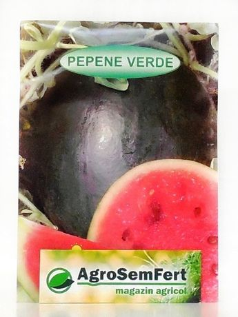 Seminte pepene verde