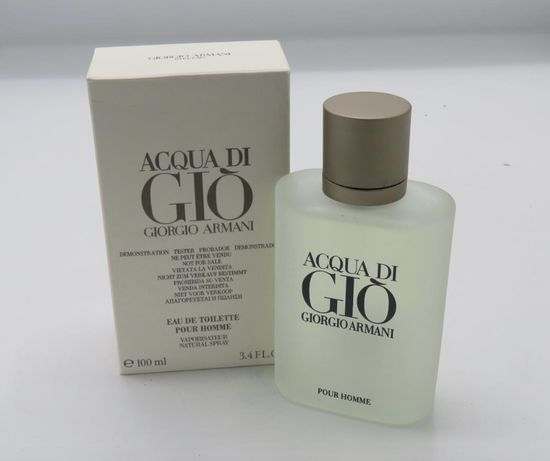 Дорогой Мужской парфюм Джорджио Армани Аква Ди Джио по доступной цене