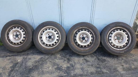 Железни джанти мерцедес с гуми 195 65 16 С