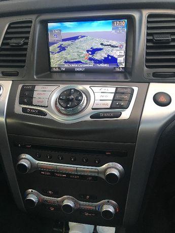 Nissan Connect Premium X9 Ver8 Европа Турция 2021 Infiniti GEND EU K.A