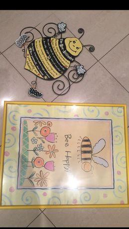 Картини дет.стая/пчела/морски,дръжки кухня;рафт Ikea;свещник за стена