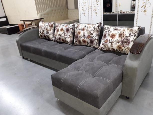 Угловой диван гарантия качества самые низкие цены