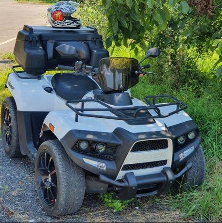 ATV Quadrift Cectek 500 inmatriculat