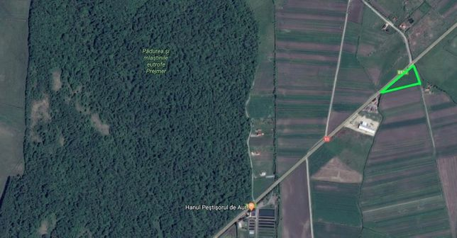 Teren Prejmer, Lunca Calnicului, Brasov, la DN11, 6000 mp
