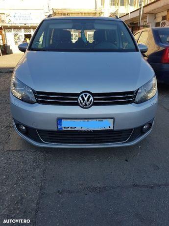 Volkswagen Touran Vând vw touran 2.0TDI bluemotion 140cp proprietar