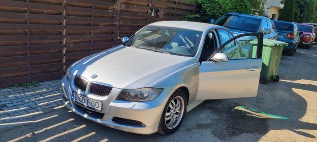 Vand BMW 320D, stare f buna, singurul proprietar, factura, TVA ded.