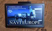 """7"""" GPS навигация за Камион, Автобус и Кола- Navi Europe с 12 GB Памет"""