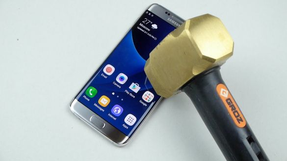 Професионална смяна на стъкла на SAMSUNG S7 edge,S8,S8+,S9,S9+,S10