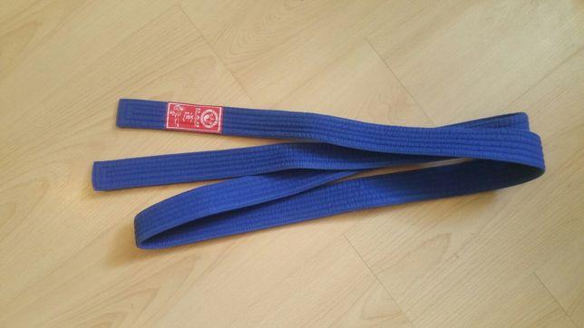 Centura - albastra - karate - arte martiale - lupte - judo