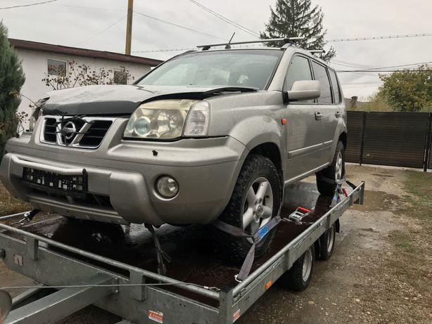 Dezmembrez Piese Nissan X -Trail 2.2 dci
