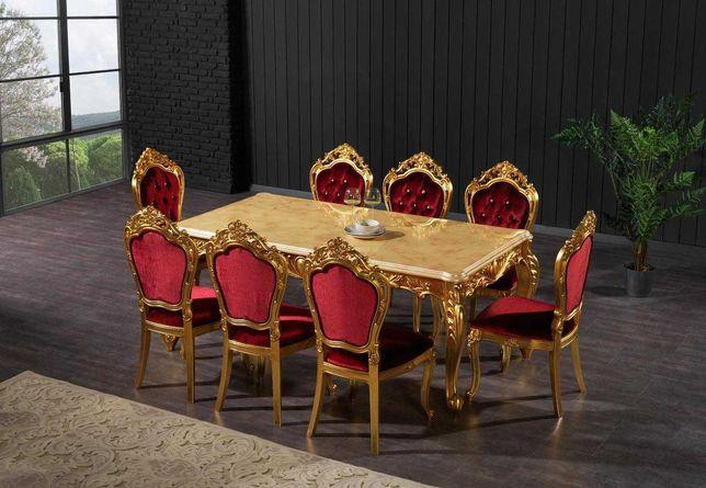 MASA eleganta cu 8 scaune
