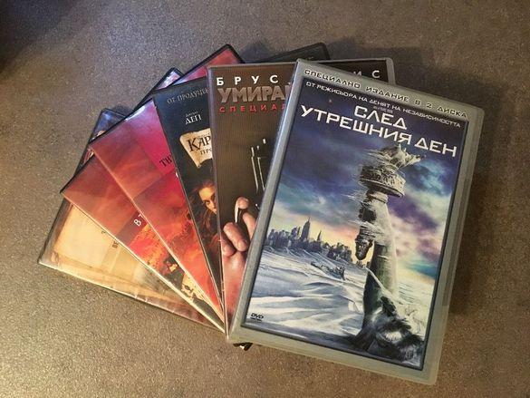 Оригинални DVD филми