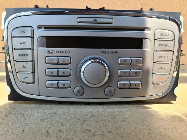 Radio cd player orginal Ford