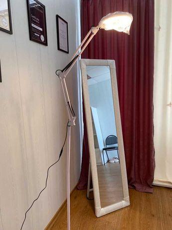 Лампа- лупа для мастера