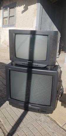 Телевизор Samsung и Sony