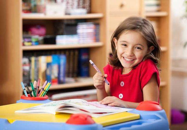 Подготовка к школе с казахским и русским языком обучения.