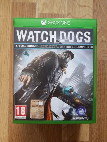 Vand Watch Dogs - Xbox One