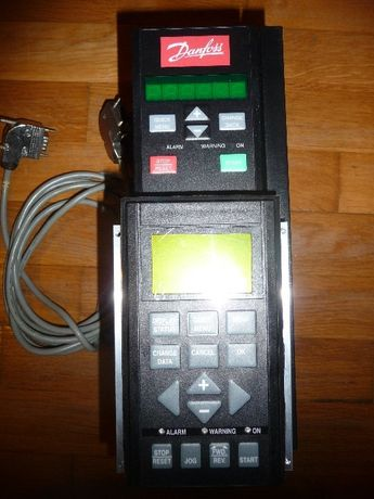 Честотен регулатор Danfoss(инвертор) VLT 2822 2,2кw/400в.-1бр.