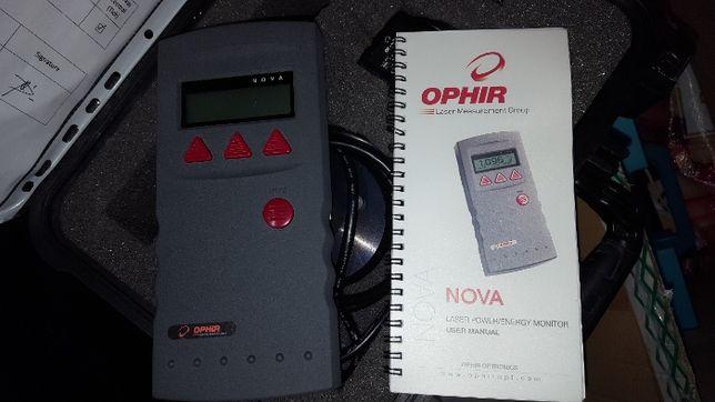 Ophir Nova 7Z01500 Compact Handheld Laser Power & Energy Meter