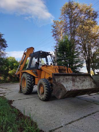Buldoexcavator Case 580 G 4x4