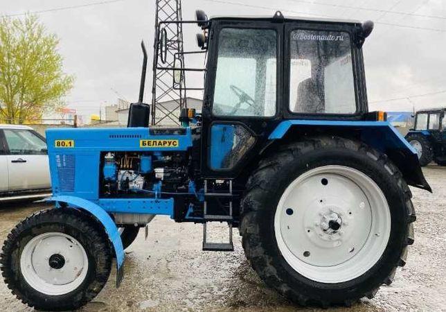 Мтз 80 с дозатором Беларус 82 трактор