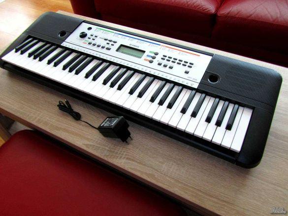дигитално пиано Yamaha Ypt 255 синтезатор йоника клавир korg roland