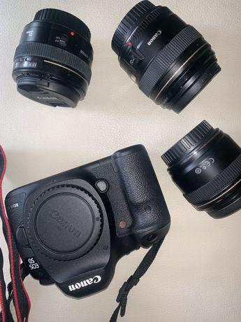 Фотоаппарат canon mark 3
