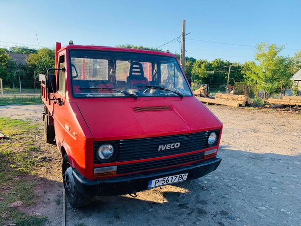 Iveco Daily 35-8 Basculabil