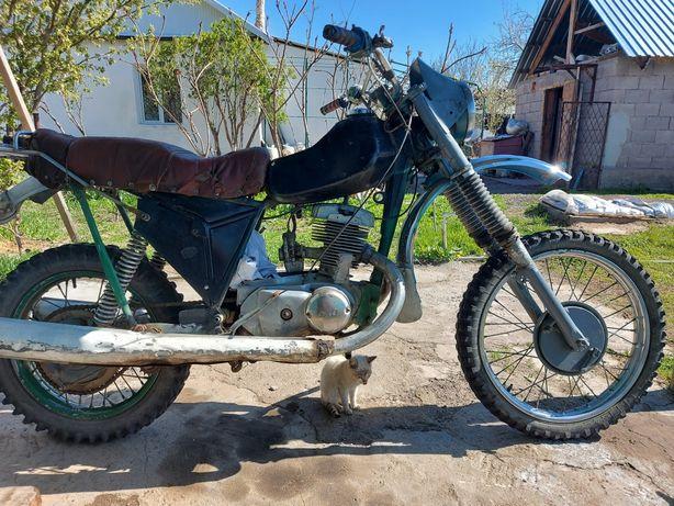 Продам мотоцикл срочно